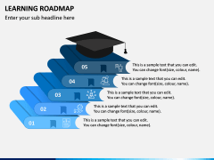 Learning Roadmap PPT Slide 1