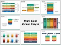 Data Stack Multicolor Combined