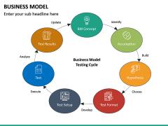 Business Model PPT Slide 24