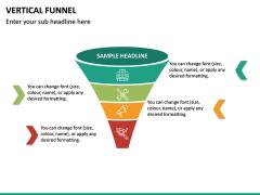 Vertical Funnel PPT Slide 29