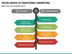 Social Media Vs Traditional Marketing PPT Slide 2
