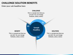Challenge Solution Benefits PPT Slide 6