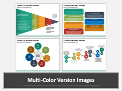7 Forces of Business Mastery Multicolor Combined