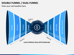 Double (Dual) Funnel PPT Slide 3