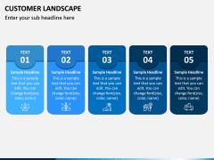 Customer Landscape PPT Slide 6