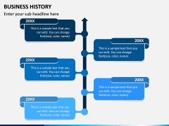 Business History PPT Slide 8