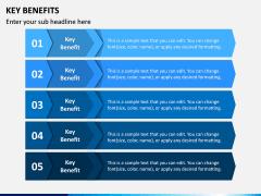 Key Benefits PPT Slide 1