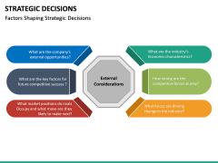 Strategic Decisions PPT Slide 21