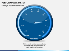 Performance Meter PPT Slide 4