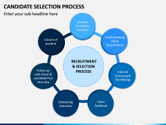 Candidate Selection Process PPT Slide 1