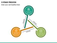 3 Stage Process PPT Slide 6