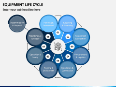 Equipment Life Cycle PPT Slide 2
