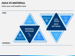 Agile vs Waterfall PPT Slide 5