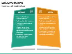 SCRUM Vs Kanban PPT Slide 4