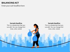 Balancing Act PPT Slide 2