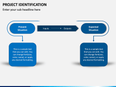 Project Identification PPT Slide 8