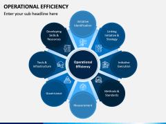 Operational Efficiency PPT Slide 1