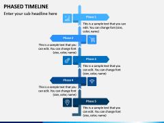 Phased Timeline PPT Slide 2