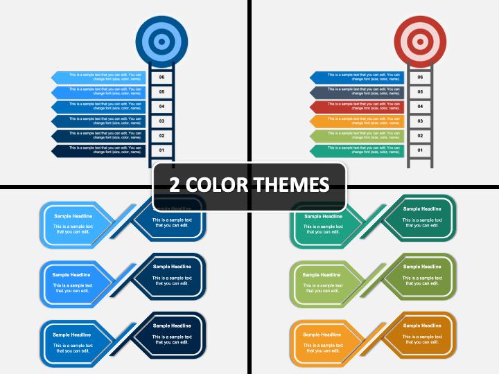 Strategic Goals PPT Cover Slide