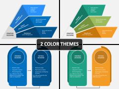 Strategic Decisions PPT Cover Slide