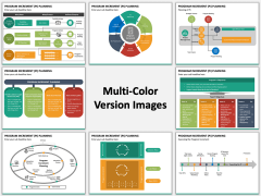 Program Increment Planning Multicolor Combined