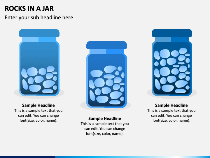Rocks In a Jar PPT Slide 1