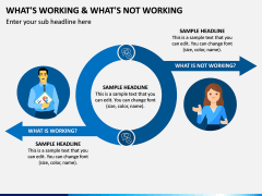 What's Working - What's Not PPT Slide 2