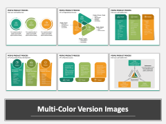 People Product Process Multicolor Combined
