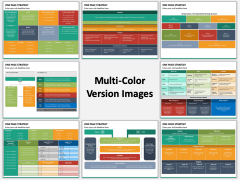 One Page Strategy Multicolor Combined