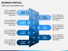Business Vertical PPT Slide 4