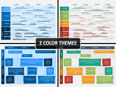 Agile Roadmap PPT Cover Slide