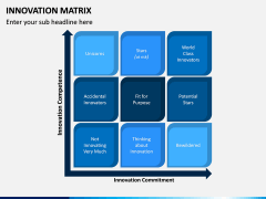 Innovation Matrix PPT Slide 4