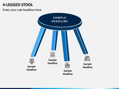 4 Legged Stool PPT Slide 2