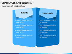 Challenges and Benefits PPT Slide 3