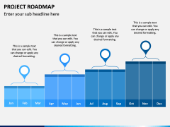 Project Roadmap PPT Slide 5