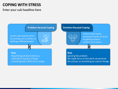 Coping With Stress PPT Slide 2