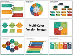 Network Marketing Multicolor Combined