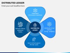 Distributed Ledger PPT Slide 3