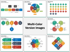 Data Lifecycle Multicolor Combined