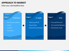 Approach to Market PPT Slide 7
