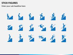 Stick Figures PPT Slide 4