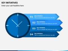 Key Initiatives PPT Slide 2