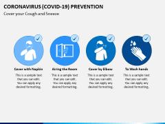 Coronavirus (COVID-19) Prevention PPT Slide 3