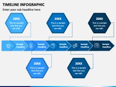 Timeline Infographic PPT Slide 4