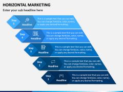 Horizontal Marketing PPT Slide 7