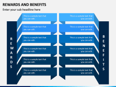 Rewards and Benefits PPT Slide 1