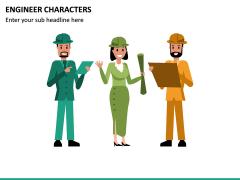 Engineer Characters PPT Slide 4