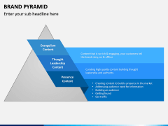 Brand Pyramid PPT Slide 10