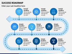 Success Roadmap PPT Slide 4