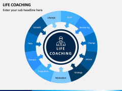 Life Coaching PPT Slide 1